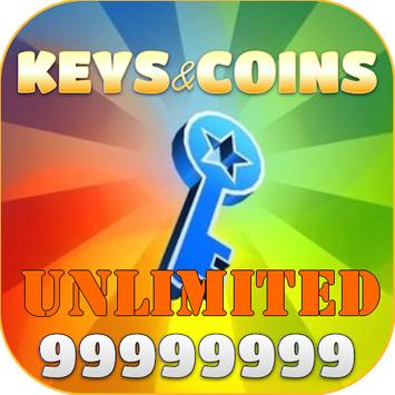 Unlimited Keys and Coins poster