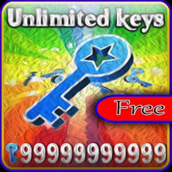Unlimited Key for Subway Prank apk screenshot