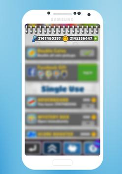 Coins for Subway Surfers Prank poster