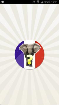 1 Image 1 Mot : Quiz Animaux poster