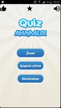 1 Image 1 Mot : Quiz Animaux screenshot 1