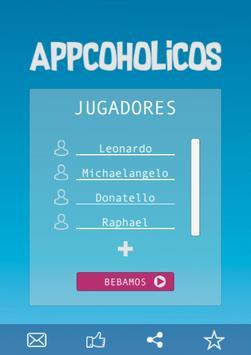 Appcoholicos poster