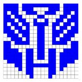 8Bit Pixel Art Sandbox Coloring Editor 2018 icono