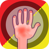 Sweltering Hands: Double Player Red Hot Hands Slap icono