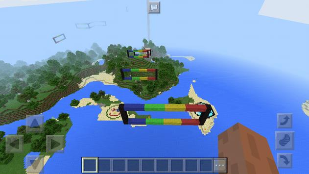 Elytra Championship MCPE map apk screenshot