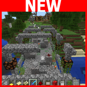 The Mystery of the city. MCPE icon