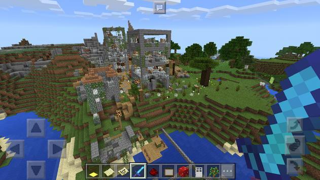 The Mystery of the city. MCPE apk screenshot