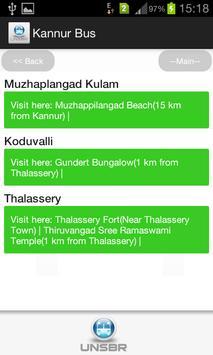 Kannur Bus screenshot 5