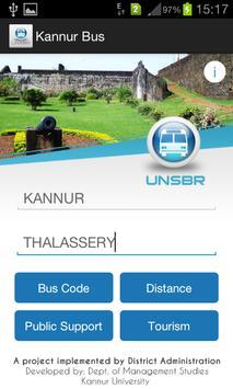 Kannur Bus screenshot 2