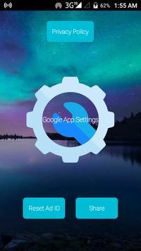Launcher for Google App Settings: V2 poster