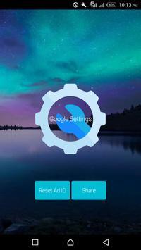 Google App Settings Launcher poster