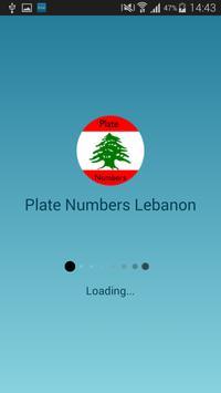 Cars Lebanon poster