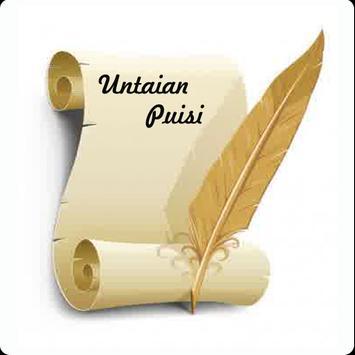 Untaian Puisi poster