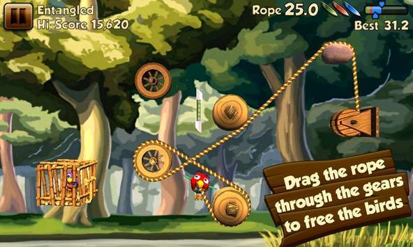 Rope Rescue Free apk screenshot