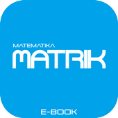 (e-book) matematika matrik icon