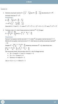 (e-book) matematika matrik screenshot 1