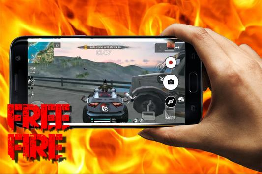 Protips Free Fire - Battleground Wallpaper screenshot 3