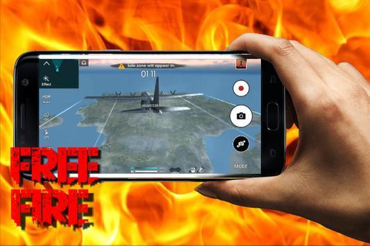 Protips Free Fire - Battleground Wallpaper screenshot 1