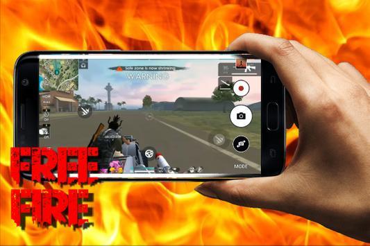 Protips Free Fire - Battleground Wallpaper screenshot 8