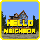 Walltips Hello Neighbor For MCPE icon