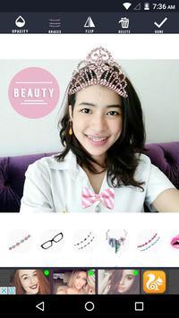 Braces Camera Beauty Selfie poster