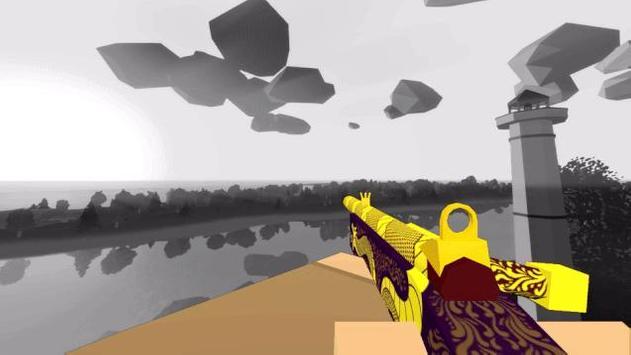 mine unturned zombie craft survival battle pe apk download free