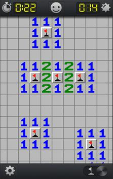 Minesweeper Dark apk screenshot
