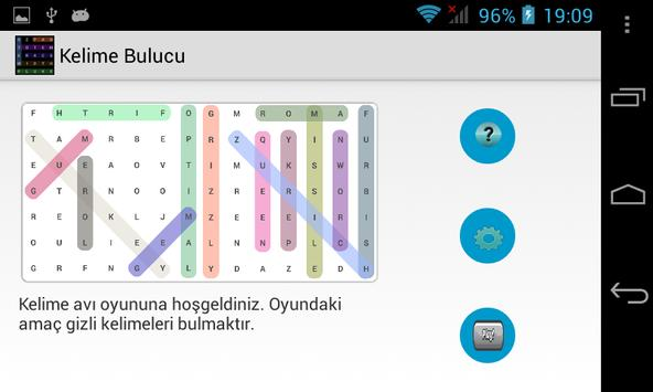 Words Detector apk screenshot