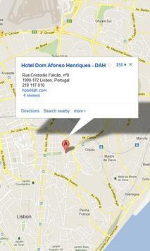 Hotel Dom Afonso Henriques apk screenshot
