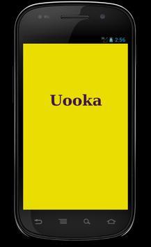 Uooka Flash Messenger poster