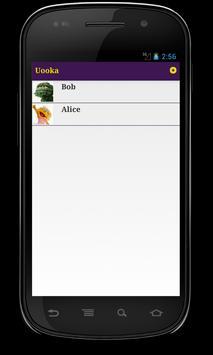 Uooka Flash Messenger apk screenshot