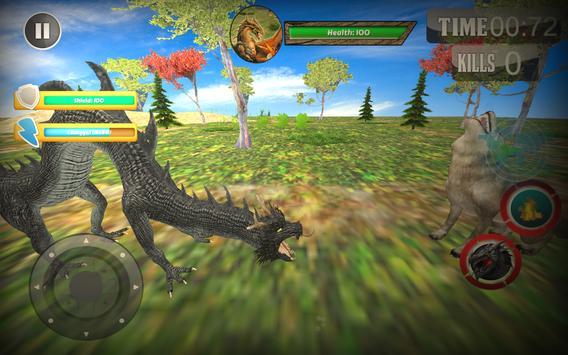 Ultimate Dragon Rampage 2017: Free Dragon Games poster