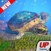 Sea Turtle Simulator 2018 icon