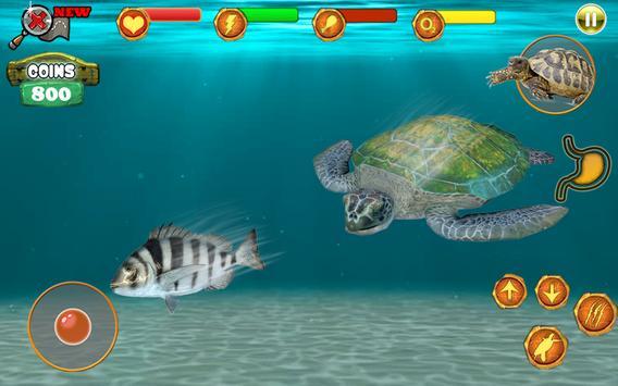 Sea Turtle Simulator 2018 screenshot 10