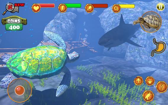 Sea Turtle Simulator 2018 screenshot 12