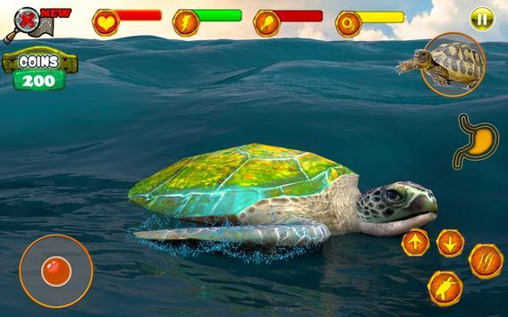 Sea Turtle Simulator 2018 screenshot 14