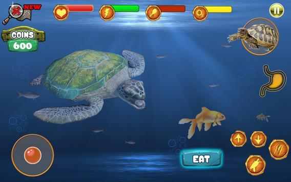 Sea Turtle Simulator 2018 screenshot 7