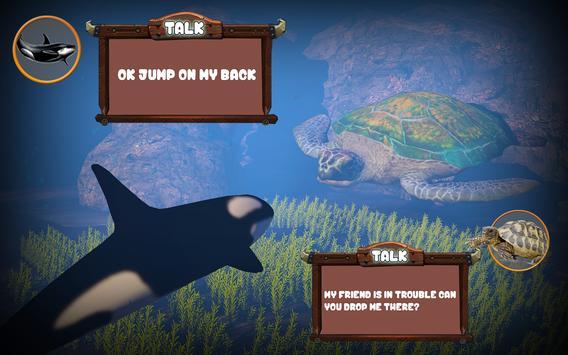 Sea Turtle Simulator 2018 screenshot 6