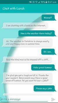 ChatterBox - Chatbot apk screenshot