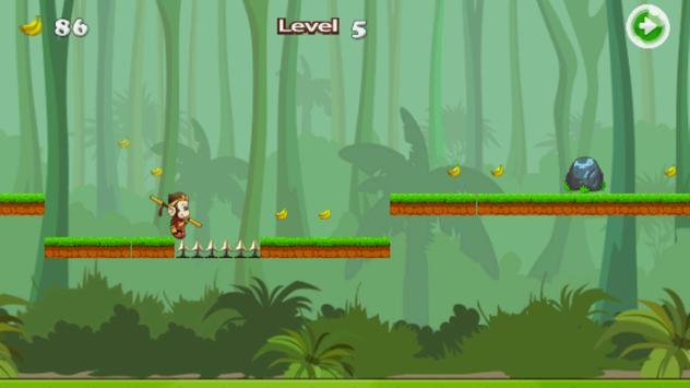 kong Adventure Games apk screenshot
