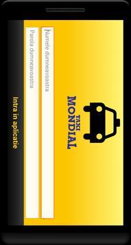 Sofer Taxi Mondial poster