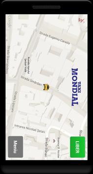 Sofer Taxi Mondial screenshot 1