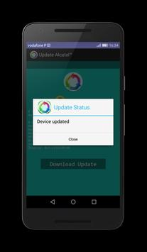 Update Alcatel™ for Android™ screenshot 2