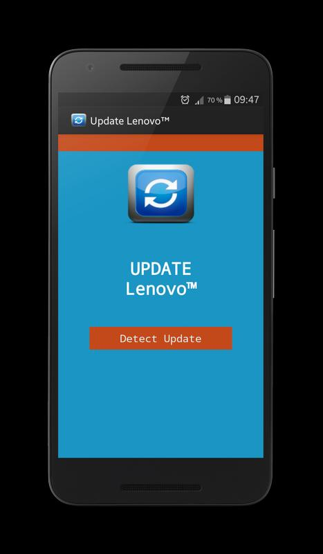 lenovo android update download