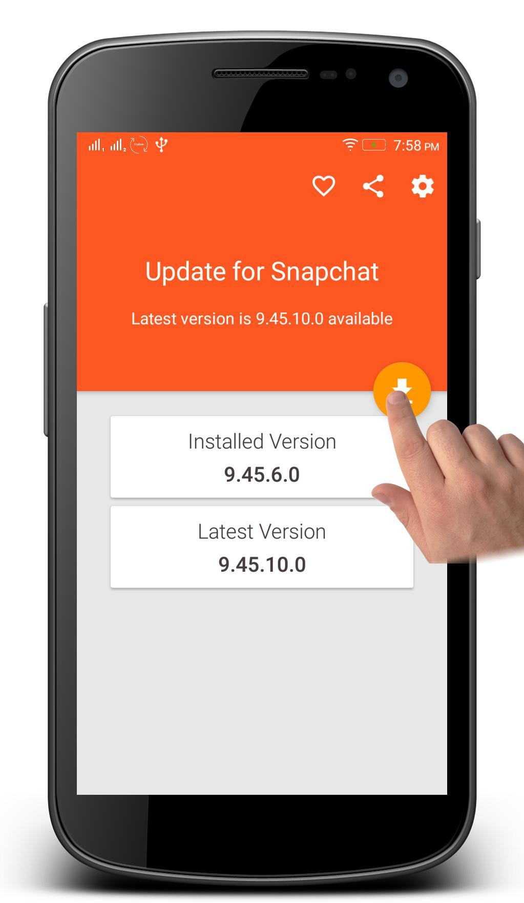 Snapchat Apk Latest Version