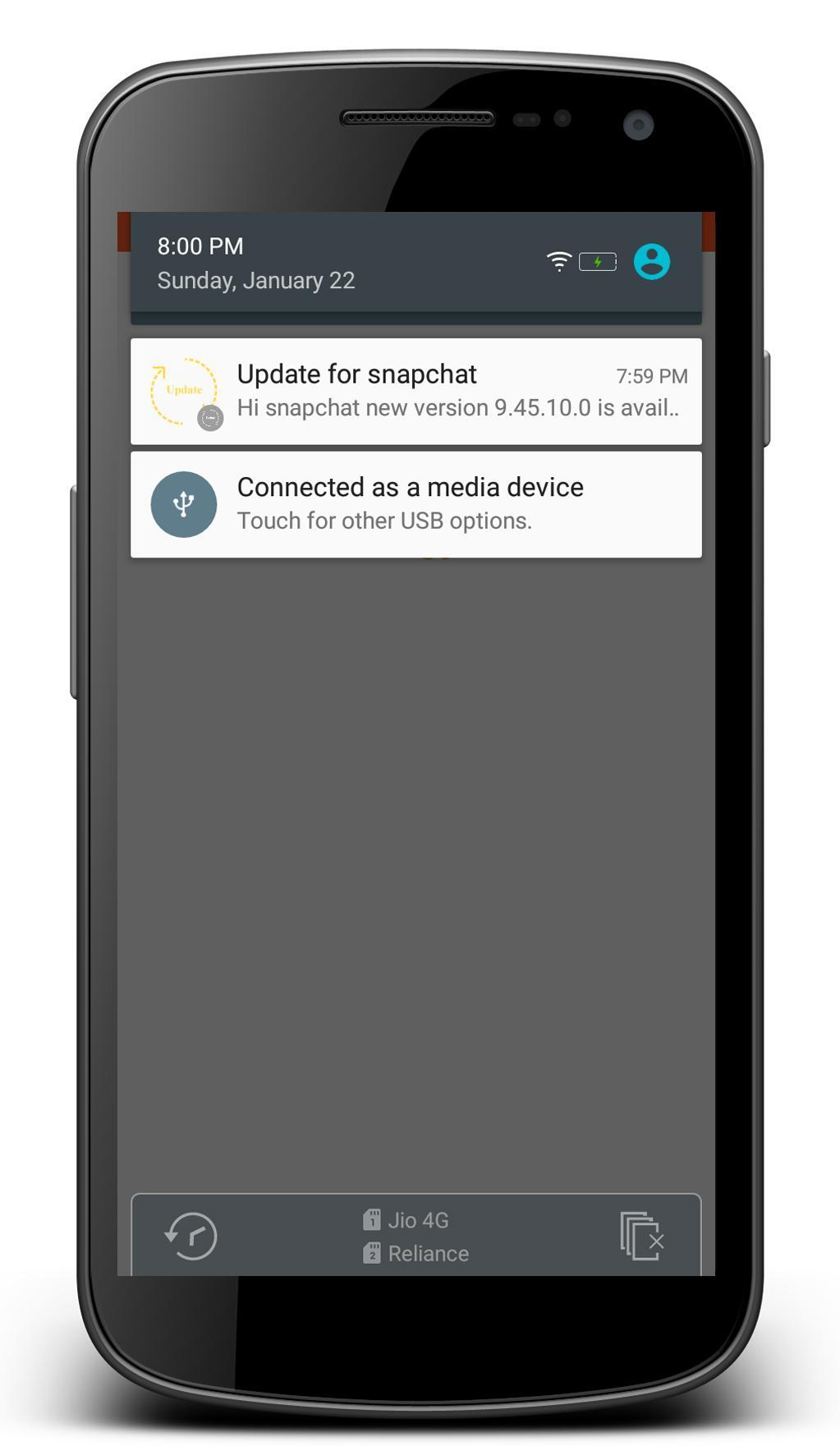 Check latest version for snapchat for Android - APK Download