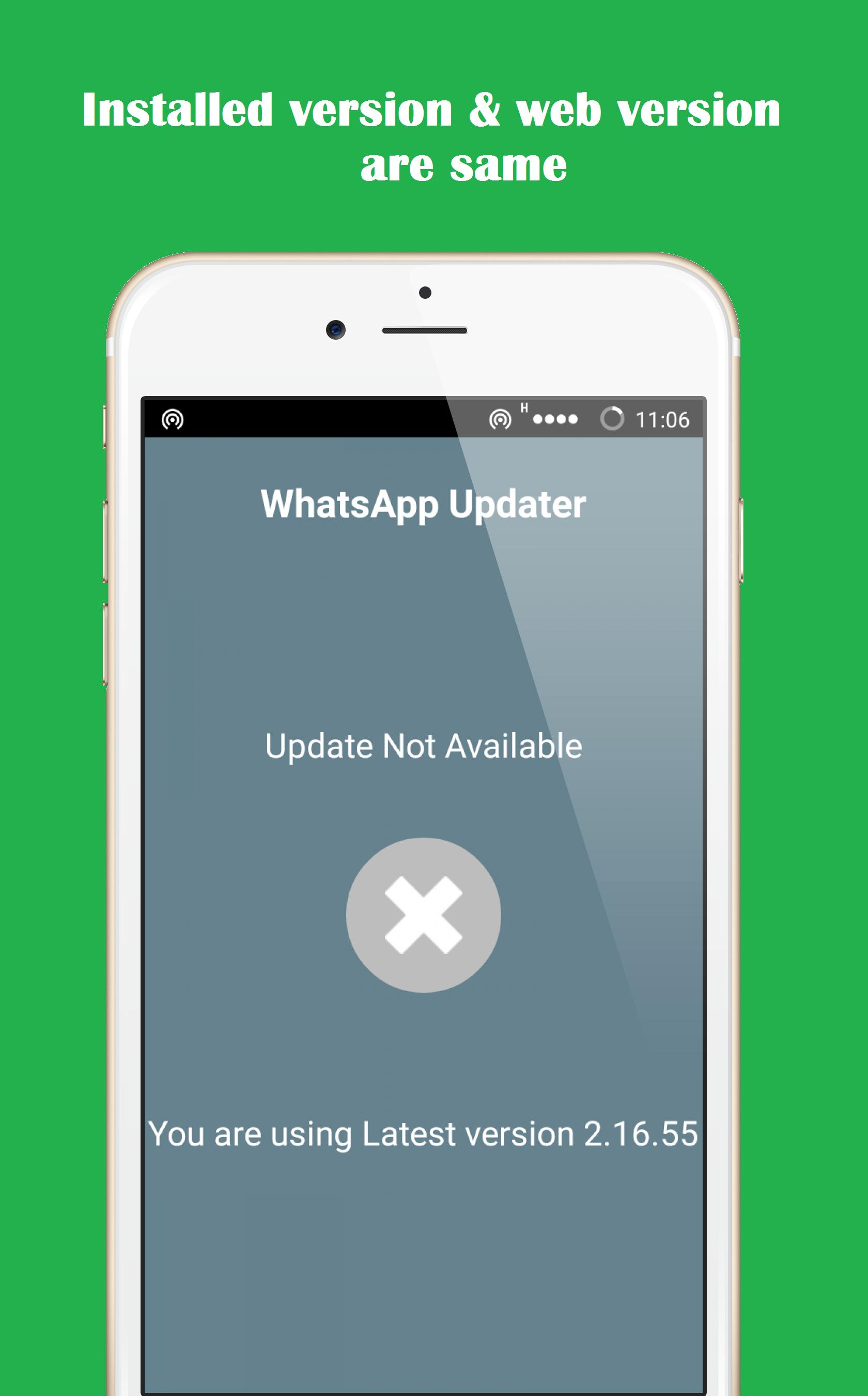 Updater for WhatsApp for Android - APK Download