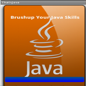 ThatsJava icon