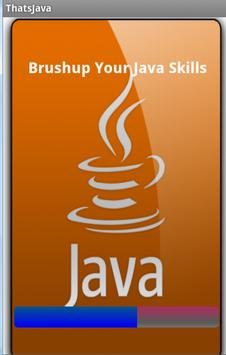 ThatsJava apk screenshot