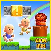 Upin Twins Ipin Jungle Adventure icon